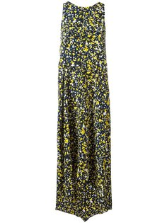 асимметричное платье  Cédric Charlier