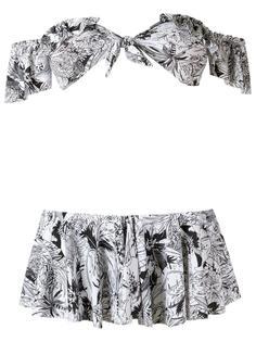 printed bikini set Amir Slama
