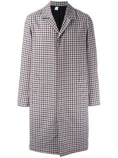пальто с неравномерной подкладкой Ami Alexandre Mattiussi
