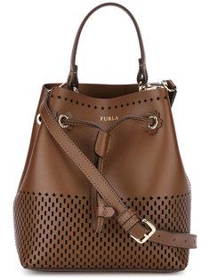 сумка-мешок на плечо Furla