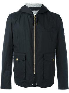 стеганая куртка с капюшоном Moncler Gamme Bleu