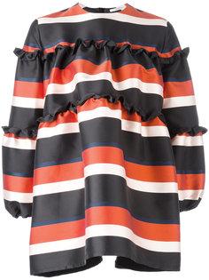 полосатое мини-платье  Vivetta