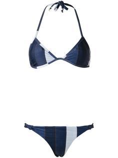 triangle bikini set Amir Slama