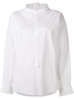 рубашка с воротником-стойкой Ys Y`s