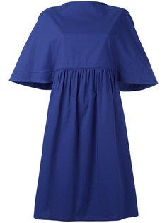 расклешенное платье свободного кроя Gianluca Capannolo