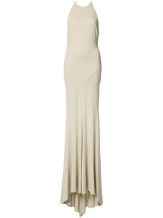 open back fitted gown Alexandre Vauthier