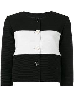 полосатый пиджак Boutique Moschino