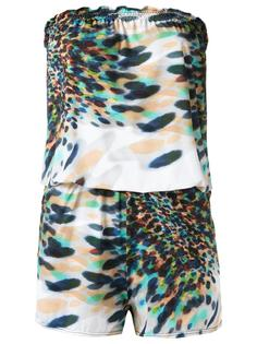 printed playsuit Amir Slama