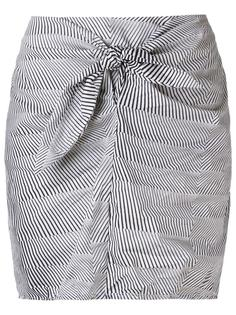 high-waisted skirt Amir Slama