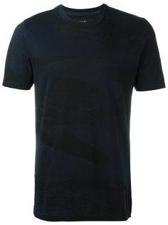 классическая футболка Hydrogen