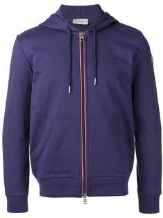 zip hoodie Moncler
