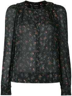 floral print blouse Isabel Marant