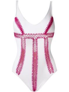 crochet swimsuit Amir Slama
