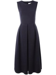 расклешенное платье средней длины Harris Wharf London