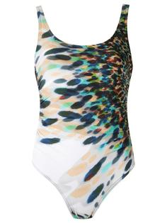 printed swimsuit Amir Slama