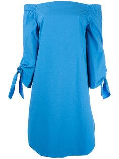 платье с открытыми плечами Erika Cavallini