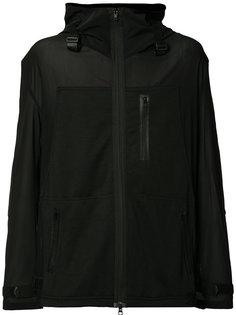 zipped sport jacket Y-3