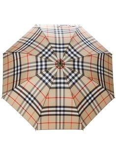 зонт в клетку Burberry