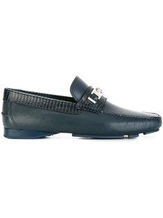 Medusa head loafers Versace