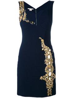 embellished fitted dress Antonio Berardi