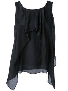 драпированная блузка  Bianca Spender