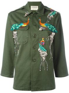 куртка в стиле милитари Night Market
