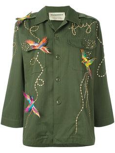 куртка Birds в стиле милитари Night Market