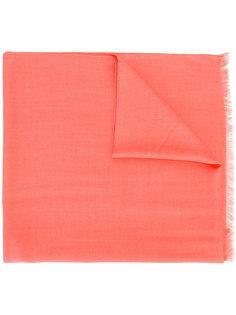 шарф с необработанными краями Loro Piana