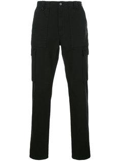 брюки в стиле милитари Maison Margiela
