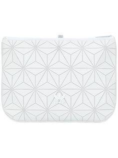 клатч с геометрическим узором Adidas Originals