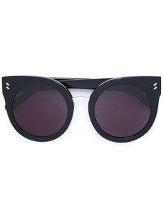 солнцезащитные очки в оправе кошачий глаз Stella McCartney