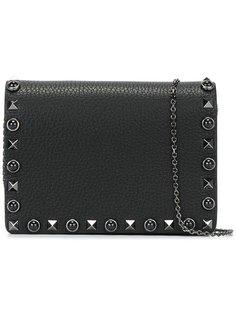 сумка на плечо Rockstud Rolling Noir  Valentino