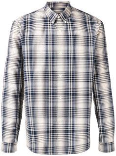 клетчатая рубашка A.P.C.