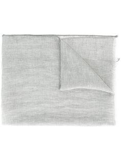woven scarf Eleventy