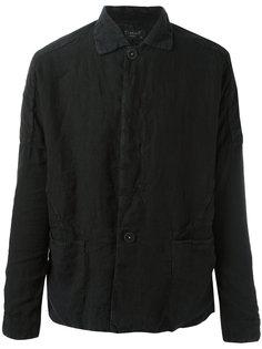 куртка-рубашка с жатым эффектом Transit