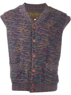 knit vest Missoni Vintage