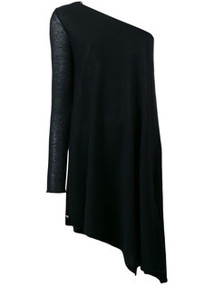 вязаная блузка с одним рукавом Twin-Set