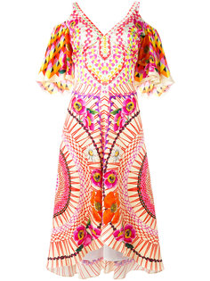 floral print dress  Temperley London