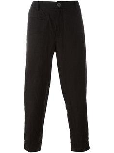 костюмные брюки свободного кроя Ziggy Chen