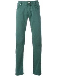 классические брюки-чинос Jacob Cohen