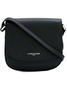 сумка на плечо с принтом-логотипом Lancaster