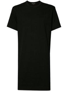 удлиненная футболка Comme Des Garçons Homme Plus