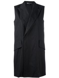 удлиненный пиджак Y-3