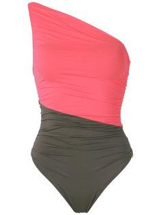 one shoulder swimsuit Brigitte