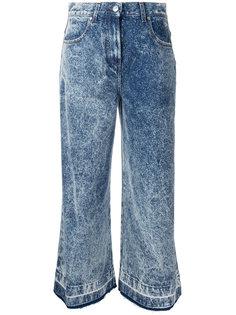 широкие джинсы MSGM