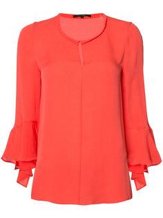 bell sleeve blouse Kobi Halperin