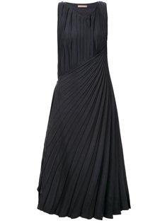 плиссированное платье Nehera