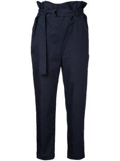 брюки со сборками на талии En Route