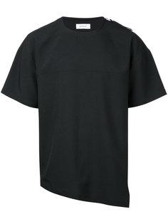 футболка с молниями En Route