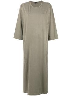 платье с выцветшим эффектом Joseph